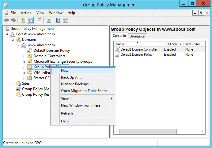 Enable File and Folder Access Auditing on Windows Server 2012