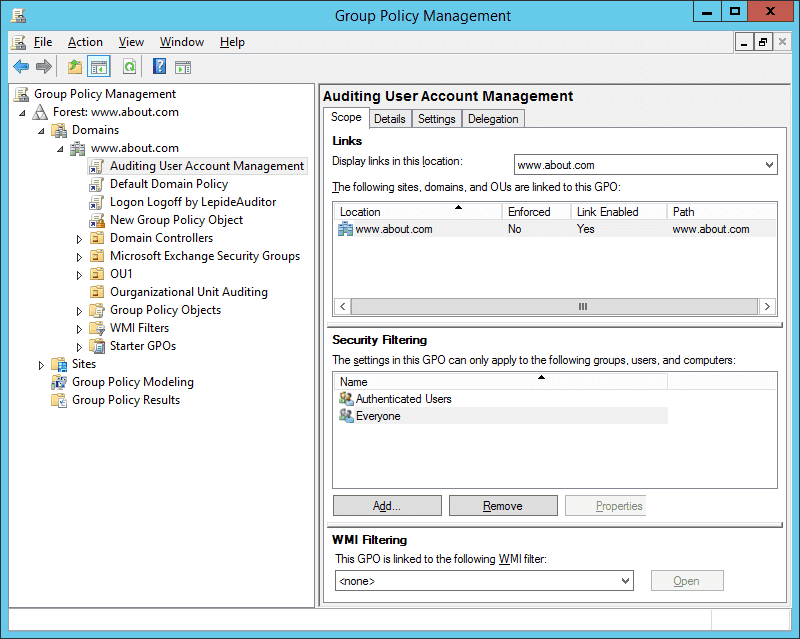 How to Audit Who Logged into a Computer and When