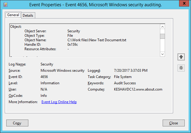 How to Track File and Folder Activities on Windows File Servers